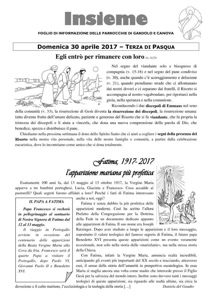 thumbnail of Gardolo 2017-04-30