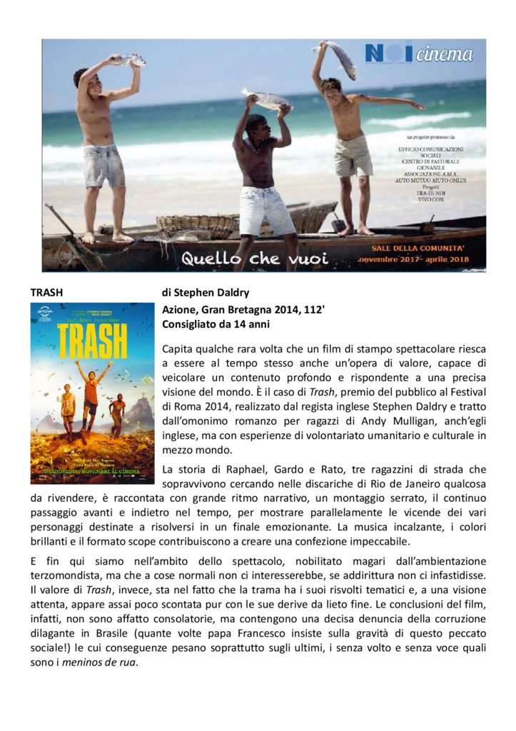 thumbnail of 2018 Film scheda – Trash