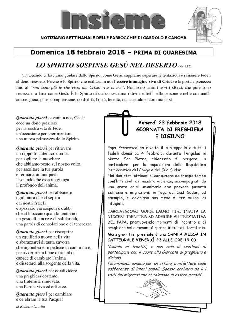 thumbnail of Gardolo 2018-02-18