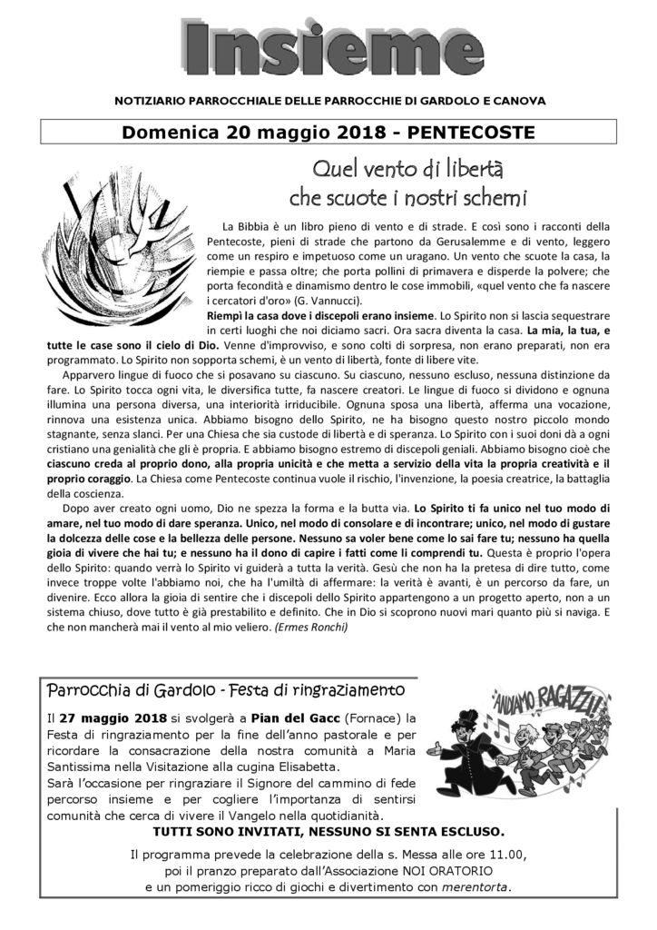thumbnail of Gardolo 2018-05-20