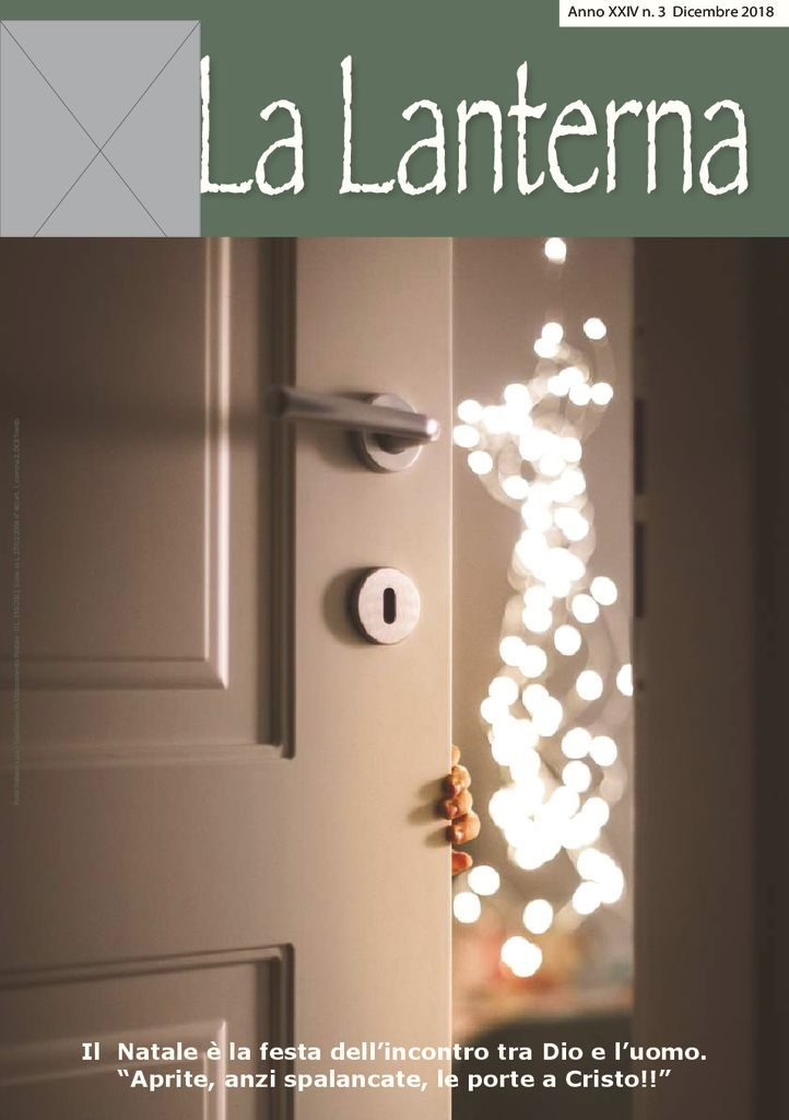 thumbnail of Lanterna dicembre 2018