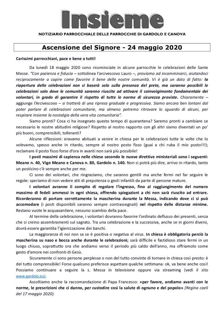 thumbnail of Gardolo 2020-05-24