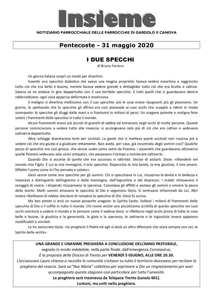 thumbnail of Gardolo 2020-05-31