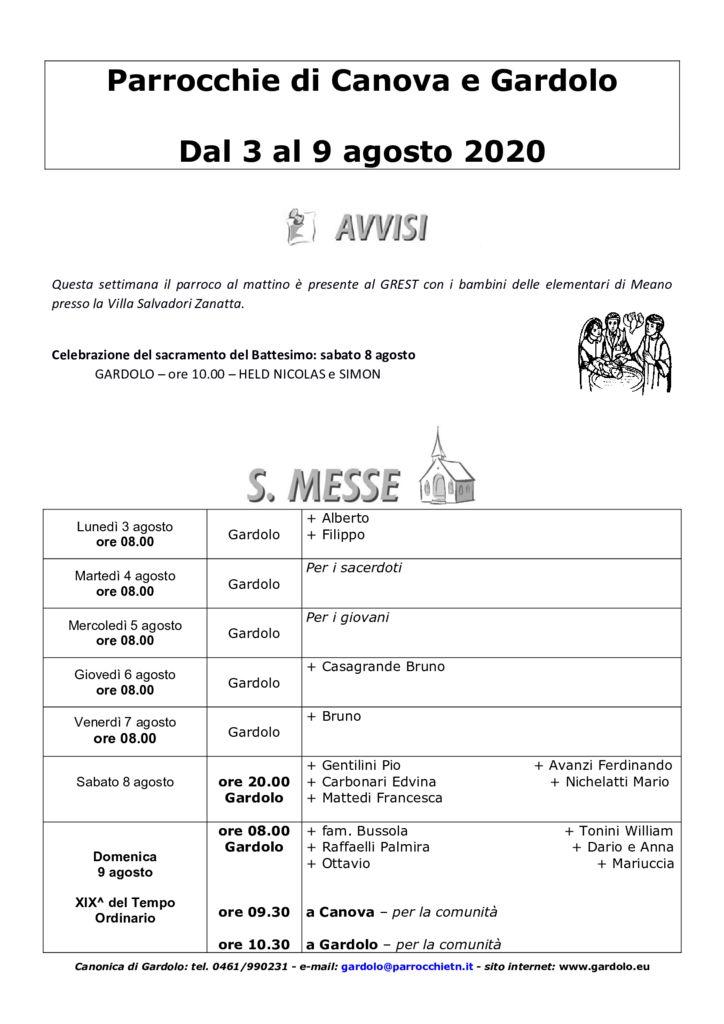 thumbnail of Gardolo 2020-08-02