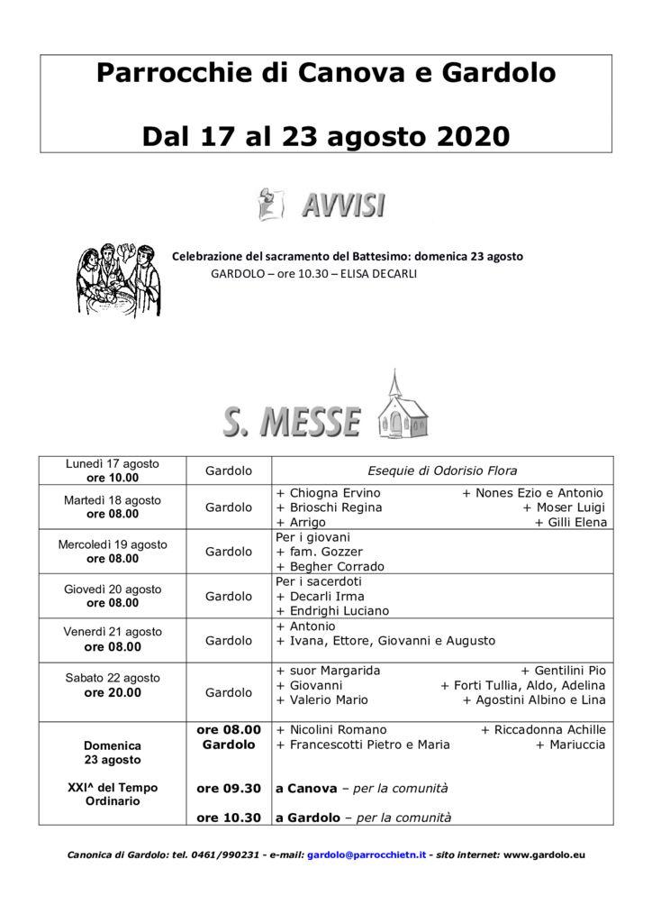 thumbnail of Gardolo 2020-08-16