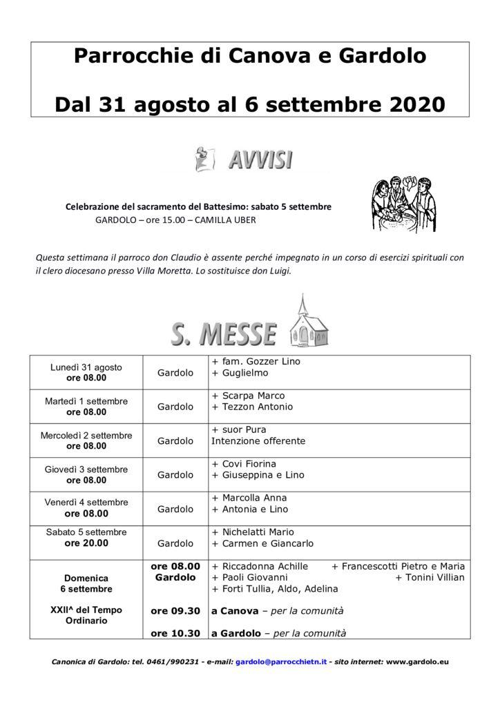 thumbnail of Gardolo 2020-08-30