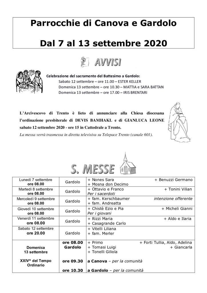 thumbnail of Gardolo 2020-09-06