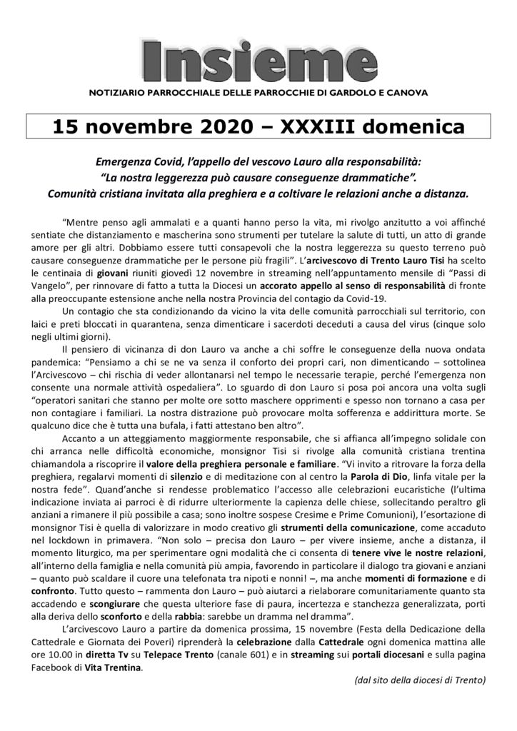 thumbnail of Gardolo 2020-11-15