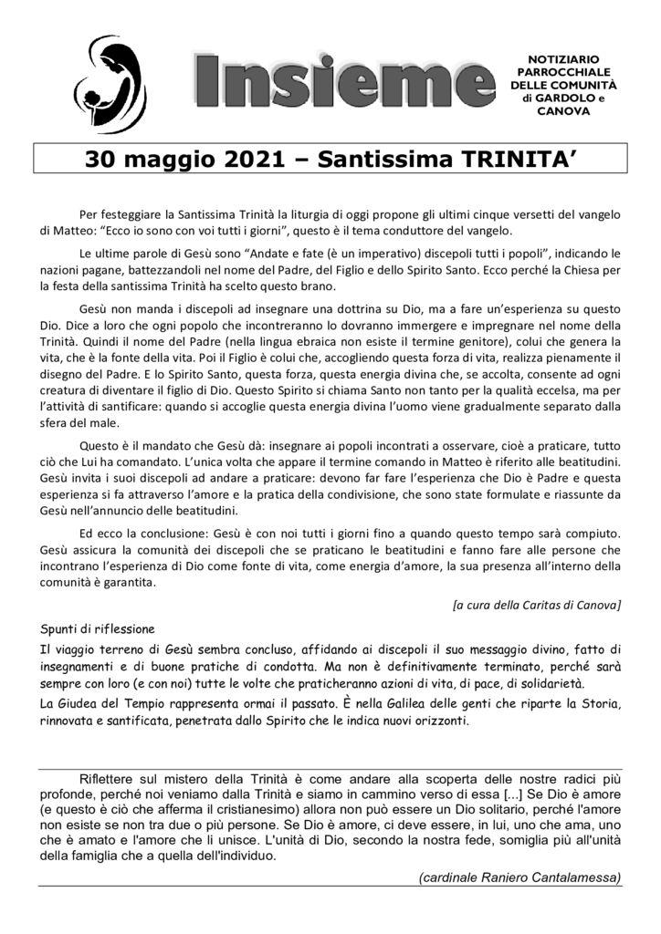 thumbnail of Gardolo 2021-05-30