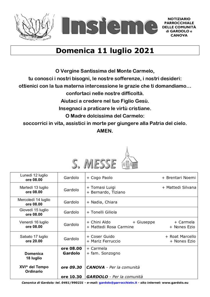 thumbnail of Gardolo 2021-07-18
