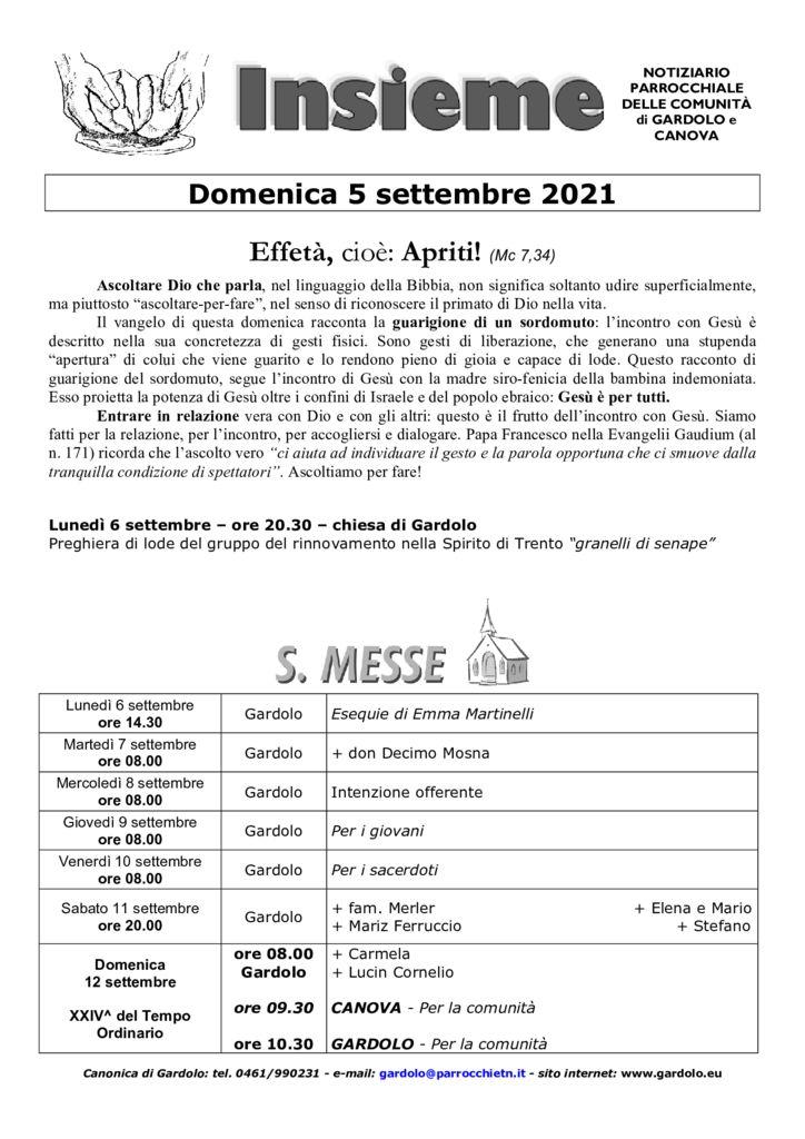 thumbnail of Gardolo 2021-09-05