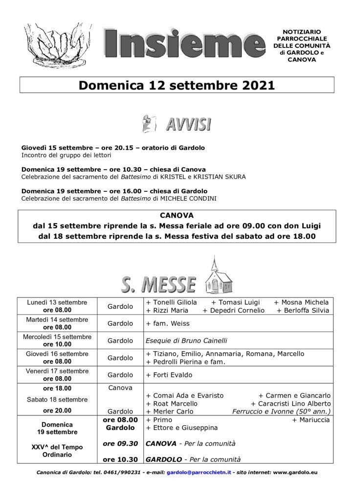 thumbnail of Gardolo 2021-09-12