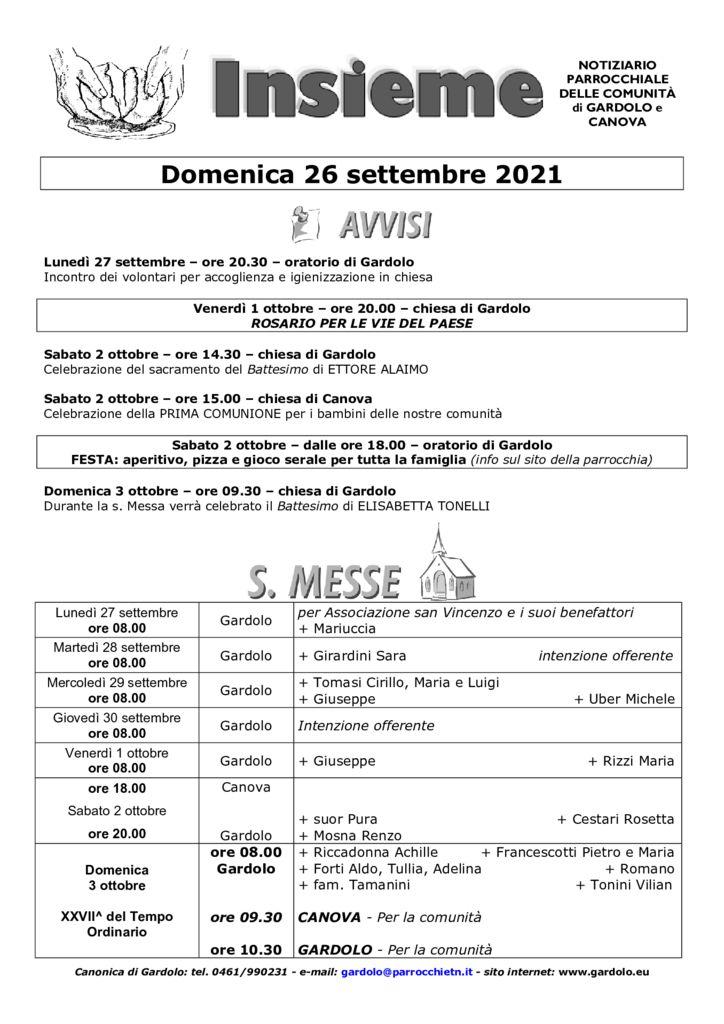 thumbnail of Gardolo 2021-09-26